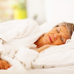 How the Elderly Can Get a Better Night's Sleep